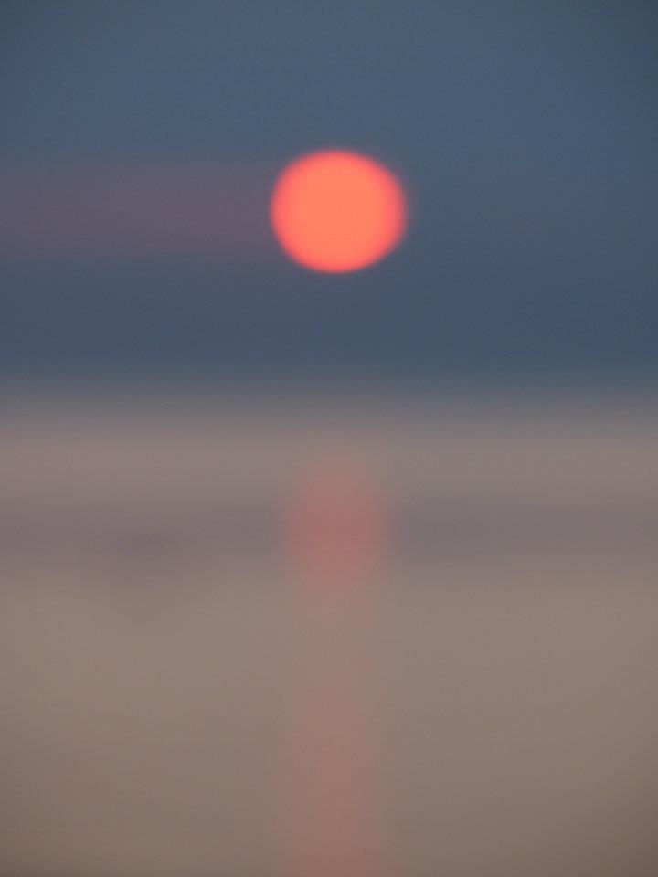 Tämän kuvasarjan otin, kun tarkoituksella heräsin katsomaan tätä elämän suurta ihmettä eteläisessä Espanjassa 2012.